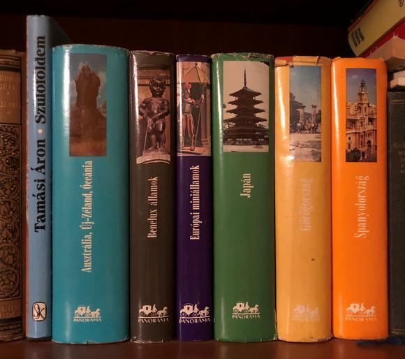 A világ országai könyvsorozat