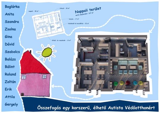Boncföldei autisták