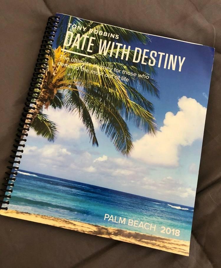 Tony Robbins - Date With Destiny